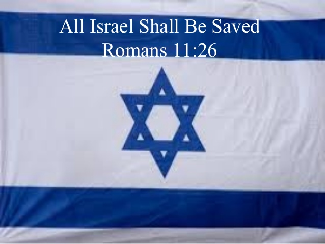 Israel saved